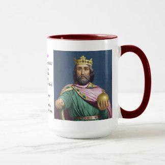 Karl- der GroßeTasse Tasse