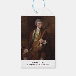 Karl Friedrich Abel Geschenkanhänger