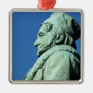 Karl Friedrich Gauß (Gauß), Braunschweig Silbernes Ornament