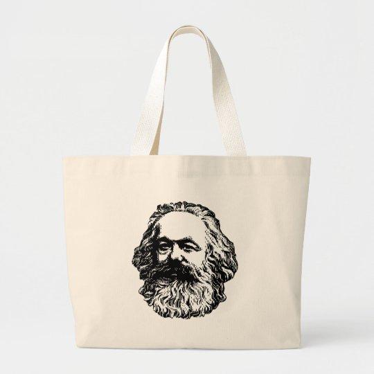 Karl Marx - Kommunismus Jumbo Stoffbeutel