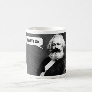 Karl- MarxTasse Kaffeetasse