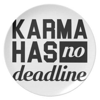 Karma-Frist Essteller