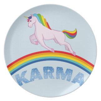 Karma-Platte für Kinder Essteller