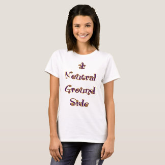 Karneval - Boden-Seite T-Shirt