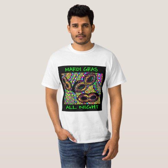 KARNEVAL DIE GANZE NACHT T-Shirt