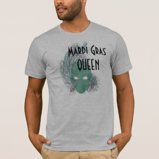 Karneval-Königin T-Shirt