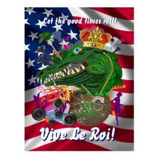 Karneval-Party sehen bitte Anmerkungen an Postkarte