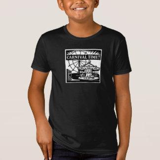 """""""Karnevals-Zeit"""" auf der Promenade T-Shirt"""