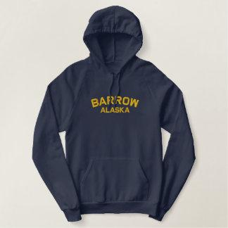 Karren-Alaska gesticktes Shirt