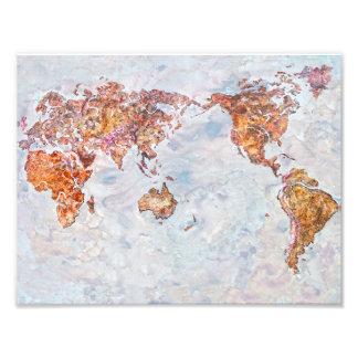 Karte Kunst Photo