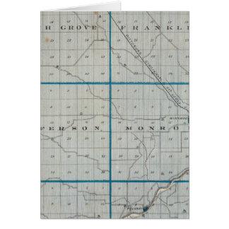 Karte von Pulaski County
