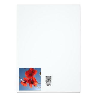Karten Frühling 11,4 X 15,9 Cm Einladungskarte