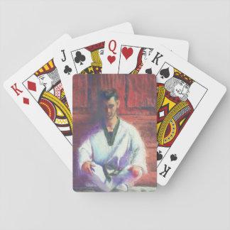 Kartenspiel 4. Dan Spielkarten