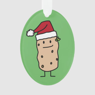 Kartoffel-Kartoffeln, welche die Ornament