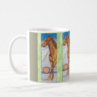Karussell der Abenteuer-Kaffee-Tasse Tasse