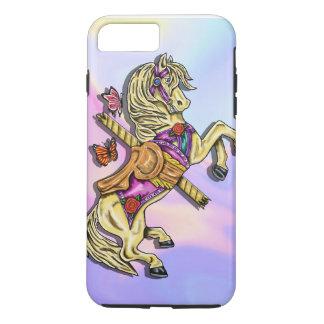 Karussell-Pferd iPhone 7 Plus Hülle