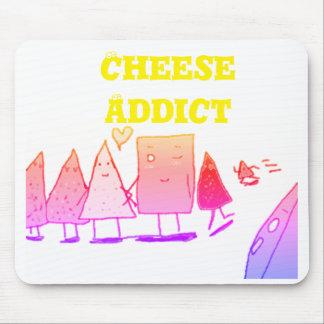 Käse-Süchtiger Mousepad