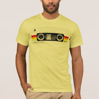 KassettenBandkennsatz-T - Shirt