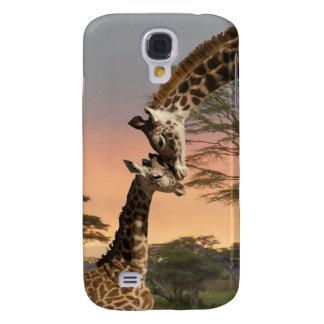 Kasten Giraffen-Samsung-Galaxie-s4 Galaxy S4 Hülle