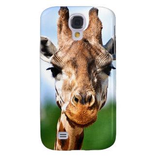 Kasten Giraffengesichtssamsungs-Galaxie S4 Galaxy S4 Hülle