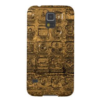 Kasten GoldHandyikonen Samsung-Galaxie S5 Samsung S5 Cover
