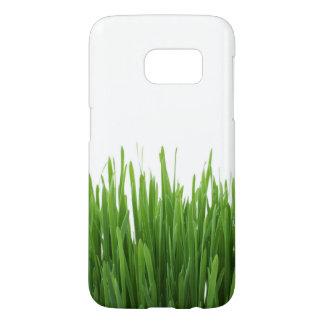 Kasten Gras-Rasen-Samsung-Galaxie s7