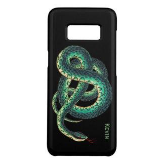 Kasten grüne Schlangen-Samsung-Galaxie-8 Case-Mate Samsung Galaxy S8 Hülle