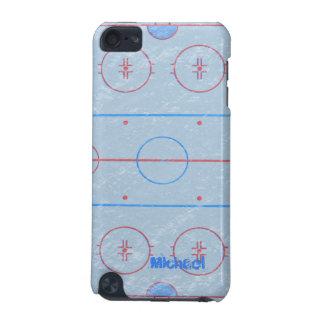 Kasten Hockey-Eisbahnipod 5 iPod Touch 5G Hülle