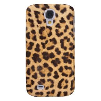 Kasten Leopard-Druck-Samsung-Galaxie-S4 Galaxy S4 Hülle