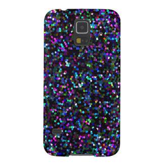 Kasten-Mosaik-Beschaffenheit Samsung-Galaxie-S5 Galaxy S5 Hülle