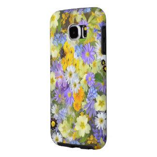 Kasten Samsungs-Galaxie-S6 im