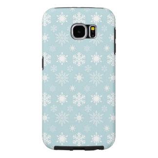 Kasten Schneeflocke-Samsung-Galaxie-6