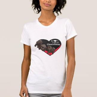 Kasten Schokoladen T-Shirt
