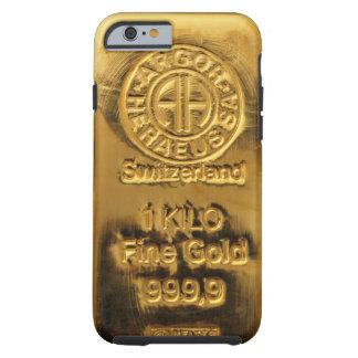 Kasten Telefons 5 der 1 Kilogramm-Feingoldschweiz Tough iPhone 6 Hülle
