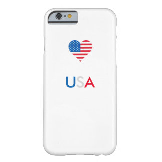 Kasten USA-Mobiltelefons 6/6s Barely There iPhone 6 Hülle