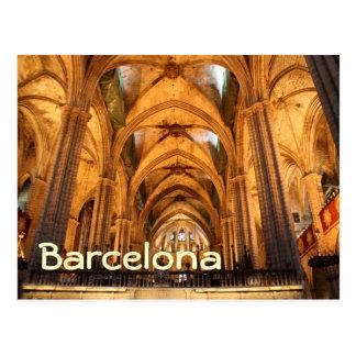 Kathedrale des heiligen Kreuzes und des Heiligen Postkarte