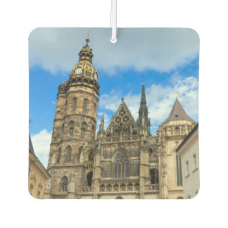 Kathedrale St. Elisabeth in Kosice, Slowakei Autolufterfrischer