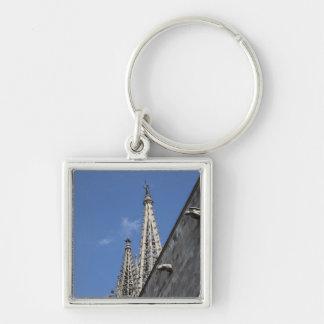 Kathedrale St. Eulalia, Barcelona Schlüsselanhänger