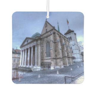 Kathedralen-Saint Pierre, Peter, Genf, die Schweiz Lufterfrischer