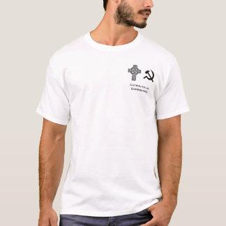 Katholische gegen Kommunisten T-Shirt