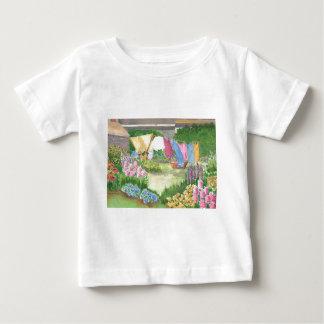 Kathys Wäscherei auf Monhegan ist ich Baby-T-Shirt Baby T-shirt