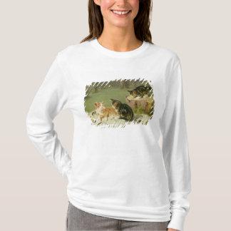 Kätzchen-Spielen T-Shirt
