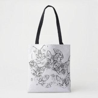 Kätzchen Tasche