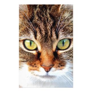 Katze Bedrucktes Büropapier