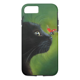 Katze iPhone 8/7 Hülle