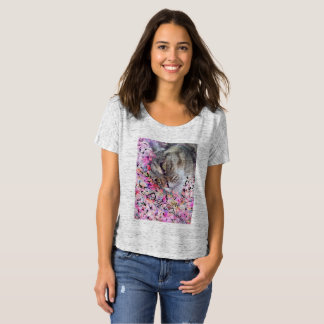 Katzedaydreamer-T - Shirtfrauen T-Shirt