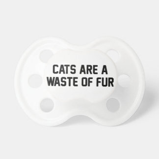 Katzen-Abfall des Pelzes Schnuller