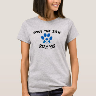 Katzen für schottisches Unabhängigkeit Saltire T-Shirt