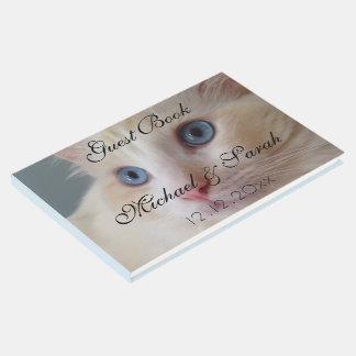Katzen-Gast-Buch Gäste Buch