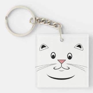 Katzen-Liebhaber-Geschenke Schlüsselanhänger